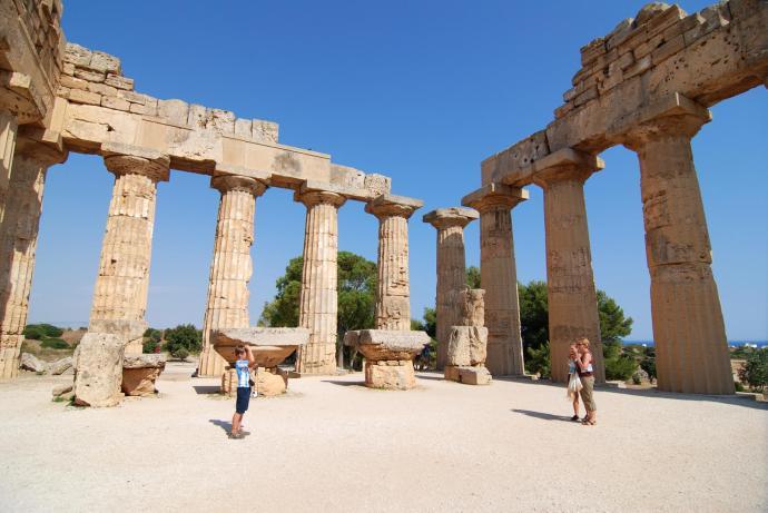 Selinunte - Temple of Hera